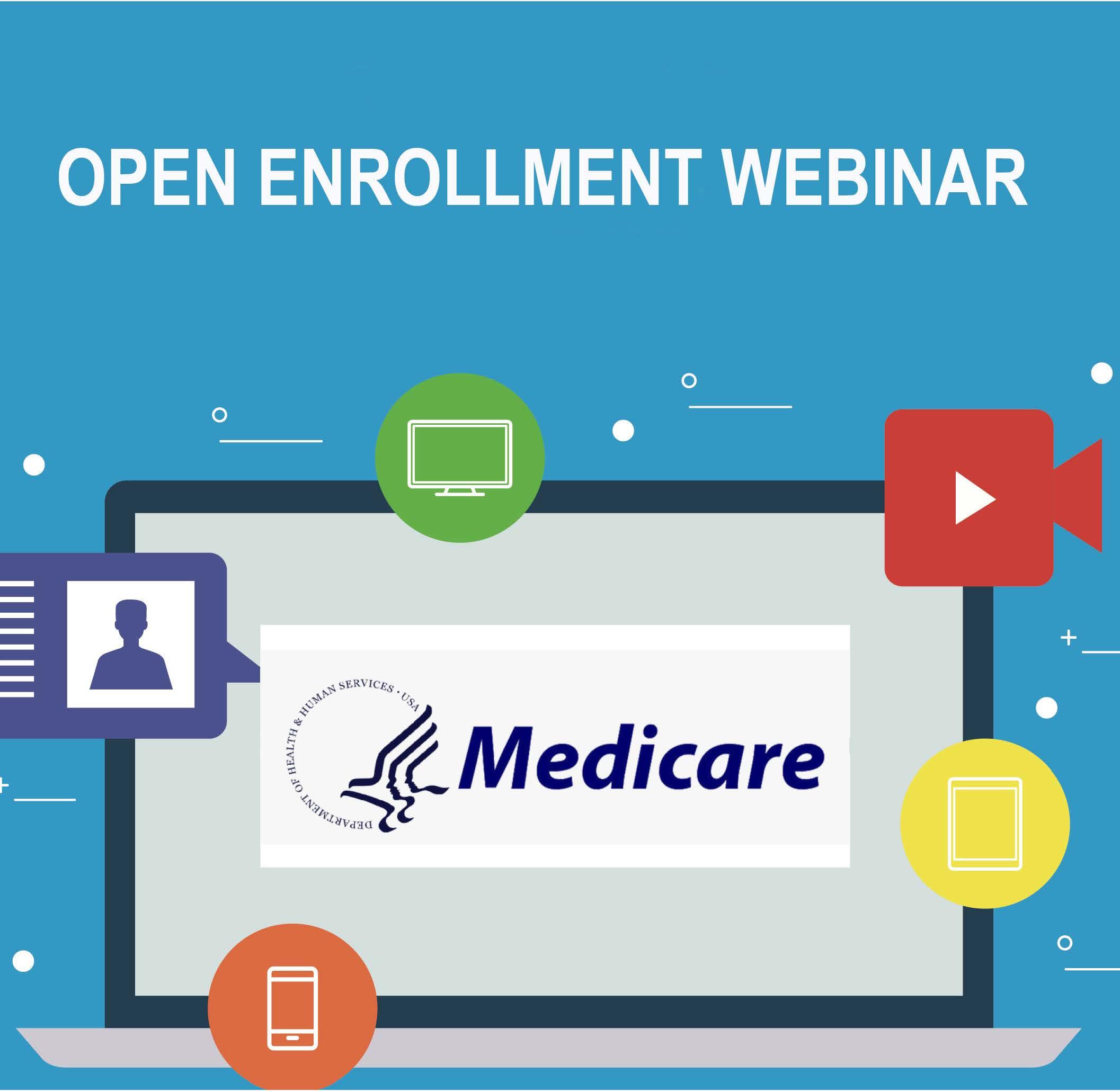 Medicare Annual Open Enrollment for 2021